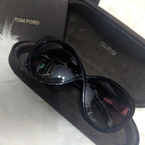 b75f7bf244 Authentic Tom Ford Cat Eye Sunglasses. M 5ae295588290af68fbf4375d
